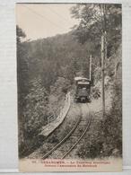 Gerardmer. Tramway électrique Faisant L'Ascension Du Hohneck - Gerardmer