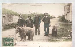 Saint-Girons Et Foix L'ariège Pittoresque Eleveurs D'ours De 1907 - Foix