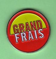 1 Jeton De Caddie *** GRANS FRAIS *** NEUF *** (0274) - Einkaufswagen-Chips (EKW)