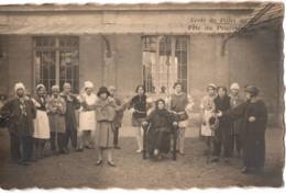 NANTERRE 1930 école De Filles Du Centre Fête Du Printemps  Carte Photo LAVERTON - Nanterre