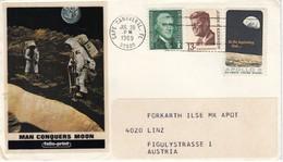 USA 1969 - Beleg  MiNr: 922+940+981 - Briefe U. Dokumente