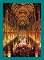 75 Paris Nef De Notre Dame Pouvant Contenir 9 000 Personnes Editions Chantal 635 - Notre Dame De Paris