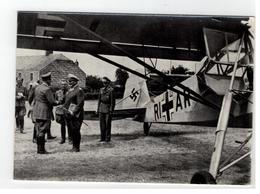 MAI 1940 Le Maréchal Goering Prend Congé Du Fuehrer En Présence De Von Schirach Et Bormann... - Guerre 1939-45
