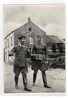 MAI 1940 - Hitler Se Promène Devant La Maison Communale De Bruly-de-Pesche Ou Von Brauchitsch A Installé Ses Cartes - Guerre 1939-45