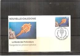 FDC Nouvelle Calédonie - Le Monde Des Profondeurs - 1995 (à Voir) - FDC