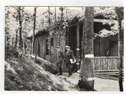 MAI 1940 - Hitler Et Goering Quittent Le Chalet Bavarois Construit à Bruly-de-Pesche - Guerre 1939-45