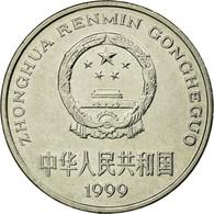 Monnaie, CHINA, PEOPLE'S REPUBLIC, Yuan, 1999, TTB, Nickel Plated Steel, KM:337 - Chine