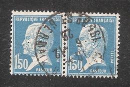 Perforé/perfin/lochung France No 181 C  Crédit Lyonnais (2) - Perforés