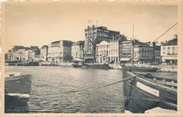 CPA - Belgique - Oostende - Ostende - Bassin Du Commerce - Oostende