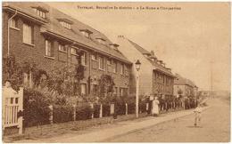 VERREGAT - Laken - Bruxelles 2e District - '' Le Home '' Cité Jardins - Laeken