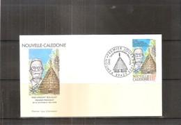 FDC Nouvelle Calédonie - Vincent Bouquet - 1998 (à Voir) - FDC