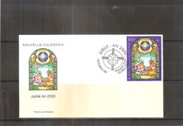 FDC Nouvelle Calédonie - Jubilé An 2000 (à Voir) - FDC