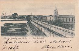 Miasto Powiatowe Koto- Gub Kaliskiej - Polen