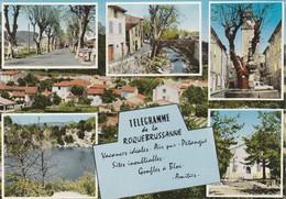 83 - LA ROCQUEBRUSSANNE - Télégramme De La Roquebrussanne - La Roquebrussanne