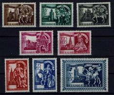 Belgie 1943 - Sint Maarten - OBP 631-638 - Belgique
