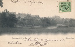 CPA - Belgique - Charleroi - Le Parc - Charleroi