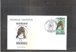 FDC Nouvelle Calédonie - Hache Ancienne - 2002  (à Voir) - FDC