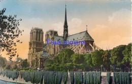 75 - Notre Dame - Notre Dame De Paris