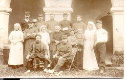 CARTE PHOTO ( à Localiser )1915 - Photographie