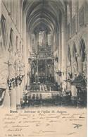 CPA - Belgique - Diest - Intérieur De L'Eglise St. Sulpice - Diest