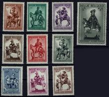 Belgie 1941 - Sint Maarten - OBP 583-592 - Belgien