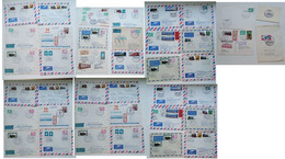 1965.USSR .Stamped Stationery .Train .City Mineralnye Vody. Railway Station.Cancel Mineralnye Vody. - Trains