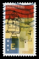 Etats-Unis / United States (Scott No.5278 - Science, Technology E) (o) - Used Stamps