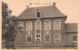 CPA - Belgique - Massemen - Hof Ten Hondert - Wetteren