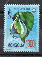 MONGOLIE - MONGOLIA - 2015 - WATER-LIQUID GOLD - L'OR LIQUIDE - - Mongolia