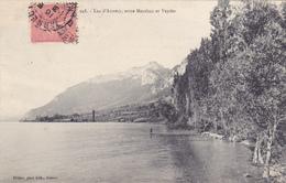 CPA 74 @ LAC ANNECY - Entre Menthon Et Veyrier En 1904 - Veyrier