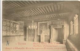 CPA - Belgique - Veurne - Furnes - Hôtel De Ville - Salle De Réception - Veurne