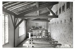 JOUY SUR MORIN - La Chapelle Du Vieux Moulin - France