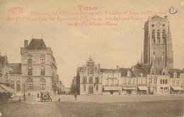 CPA - Belgique - Veurne - Furnes - Maison Des Officiers Espagnols - Veurne