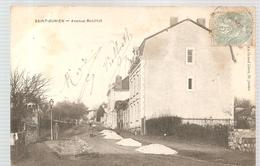 Saint Junien Avenue Bobillot De 1906 - Saint Junien