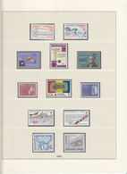 Europa Cept 1982 : Year Collection According To LINDNER Album Pages  (10 Scans) / MNH - Europa-CEPT