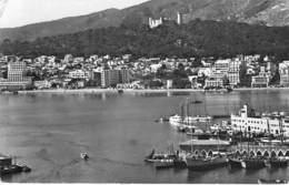 ESPANA Espagne ( Islas Baleares ) MALLORCA : Vista Del Puerto - CPSM PF 1961 - Spain Spanien Spange Spagna Espanha - Mallorca