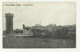 PORTO POTENZA PICENA - PANORAMA SUD  -  VIAGGIATA FP - Macerata