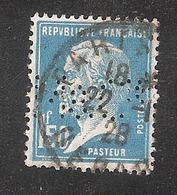 Perforé/perfin/lochung France No 181 M&C° Comptoir De Lorraine Messein Et Cie - France