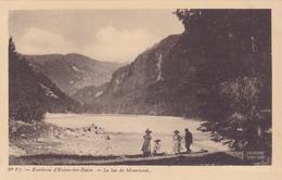 CPA 74 @ MONTRIOND - Le LAC - Collection De La Source Cachat (Evian) N° 87 - Autres Communes