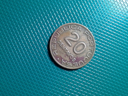 20 Centavos 1941 Moçambique - Portugal