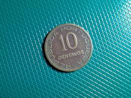 10 Centavos 1936  Moçambique - Portugal