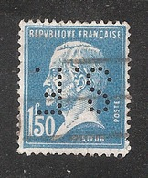 Perforé/perfin/lochung France No 181 S.F.  (82) - France