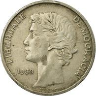Monnaie, Portugal, 25 Escudos, 1980, TB, Copper-nickel, KM:607a - Portugal