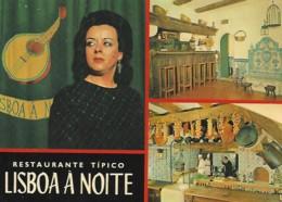"""Portugal  Restaurante Típico """"Lisboa à Noite"""" Fado - Hotels & Restaurants"""