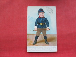 Tuck Series  On The Force  Police   -- Ref 3288 - Children