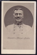 GENERAL V.PFLANZER-BALTIN - Austro-Hungarian Officer OLD POSTCARD (see Sales Conditions) - Guerre 1914-18