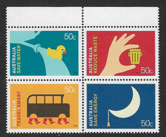 Australia SG3012-3015 2008 Living Green Set 4v Complete Unmounted Mint [2/2213/6D] - Mint Stamps