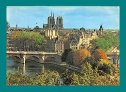 75 Paris Ile De La Cité Notre Dame Editions Yvon 0005 - Notre Dame De Paris