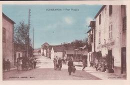 IGUERANDE Pont Bragare (Café BACHELET CLAUDIUS) - France