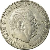 Monnaie, France, Charles De Gaulle, Franc, 1988, Paris, TB, Nickel, Gadoury:475 - H. 1 Franc